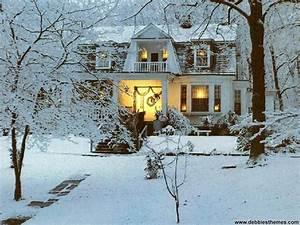 Christmas Home Wallpaper 39133