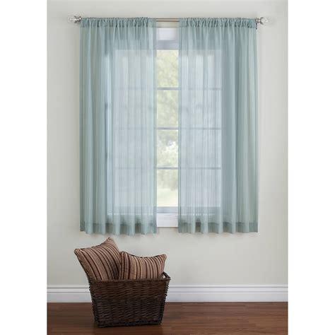 sheer white curtain panels shower curtain sets walmart com
