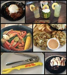 Joe's Crab Shack's Summer Menu Items - From Crab to ...