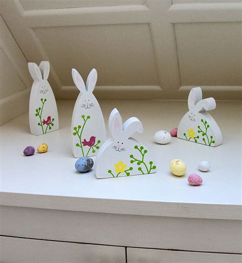 bunny decorations 32 creative easter bunny decoration inspirations