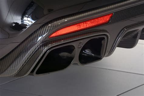 Brabus Valve-controlled Sports Exhaust System
