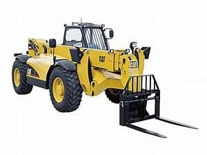 Caterpillar Cat Th 460b Telehandler Parts Manual  U2013 Best