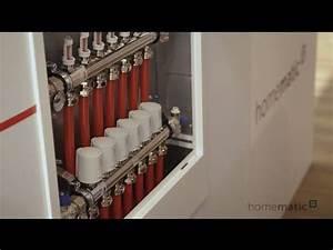 Homematic Vs Homematic Ip : die homematic ip fu bodenheizungssteuerung youtube ~ Orissabook.com Haus und Dekorationen