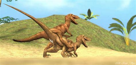 Dinosaur 3d Comic Luscious
