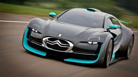 Citroën Survolt Car