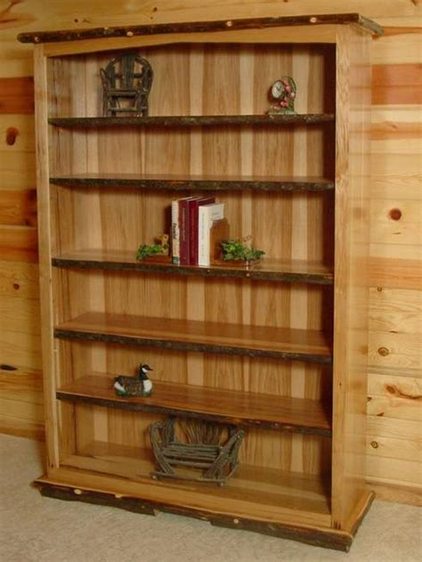 Bradley's Furniture Etc  Rustic Bookshelves