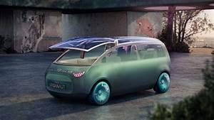 Mini, Vision, Urbanaut, Debuts, As, Digital, Multifunctional, Ev, Concept