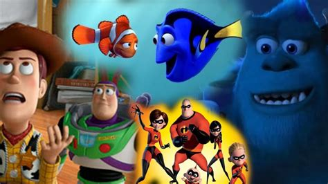 Finding Nemo 2, Toy Story 4, Monsters Inc. 2, And The