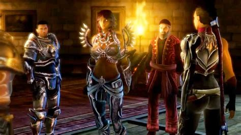 dungeon siege 3 anjali lucas defeats archon rajani in battle for 39 s rill
