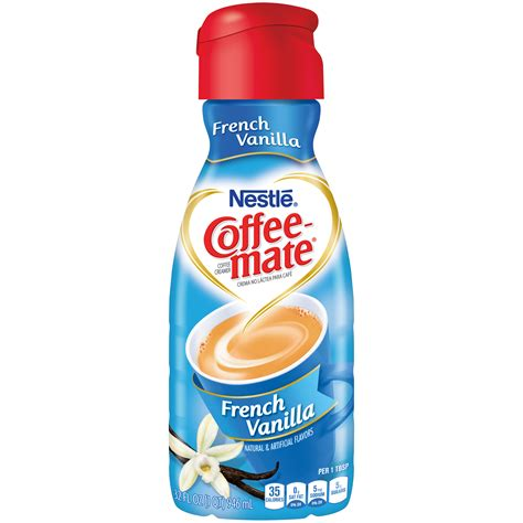 Regular price $7.99 sold out. Coffee-mate Coffee Creamer, French Vanilla, 32 fl oz (1 qt)
