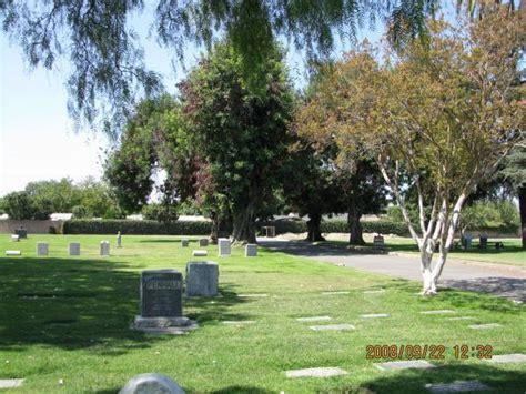 magnolia memorial park garden grove california