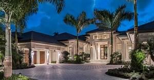 Grey, Oaks, -, Private, Residence, -, Dahlia, Way, Naples, -, Transitional, -, Exterior, -, Miami