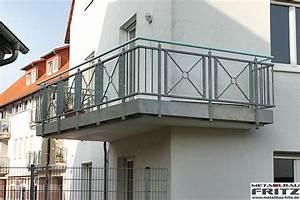 Balkongeländer Pulverbeschichtet Anthrazit : balkongel nder 25 07 metallbau fritz ~ Michelbontemps.com Haus und Dekorationen