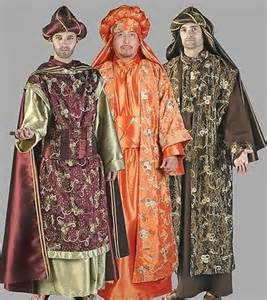 Three Wise Men Christmas Costumes