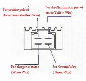 4 Pin Voltage Regulator Wiring Diagram