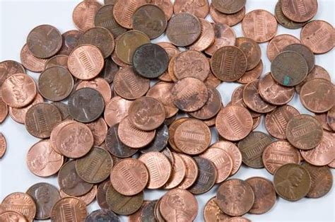 what are pennies made of what s a penny made of