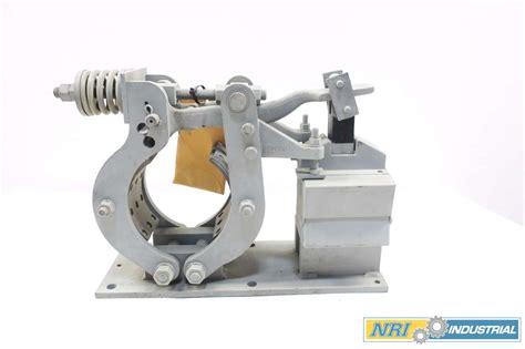 v brake bremsbeläge general electric ge ic9516462u005aa019 75lb ft 460v ac solenoid brake d534241 ebay