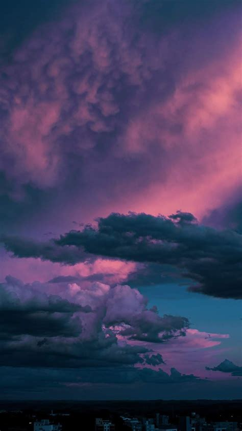 clouds in the sky in 2020 scenery wallpaper