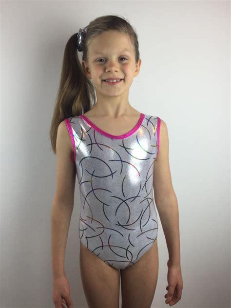 Gymnastics Leotard Sparkly Leotard Girls Leotard Shiny