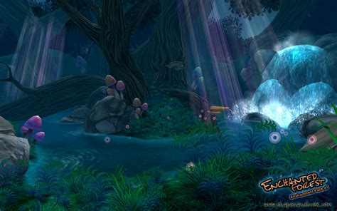 enchanted forest environment pack products garagegamescom