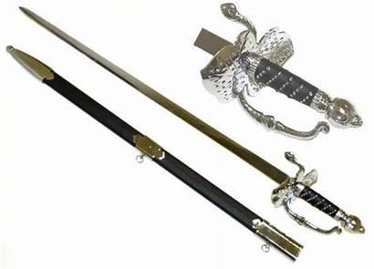 Sword Zorro Rapier Swords Fantasy Insert Reader