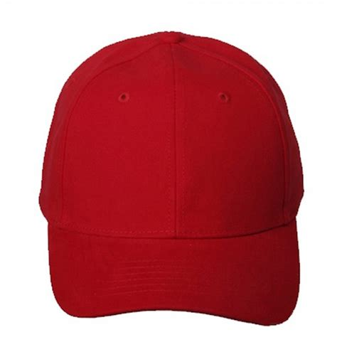 best where can i buy a plain red baseball hat thats the