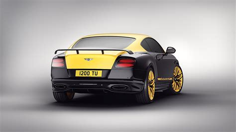 bentley continental  unveiled    limited edition