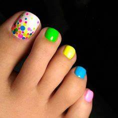 easy nail designs for short nails or kids without tools ...