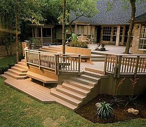 Pin Deck-stair-railing-styles-ideas-now on Pinterest