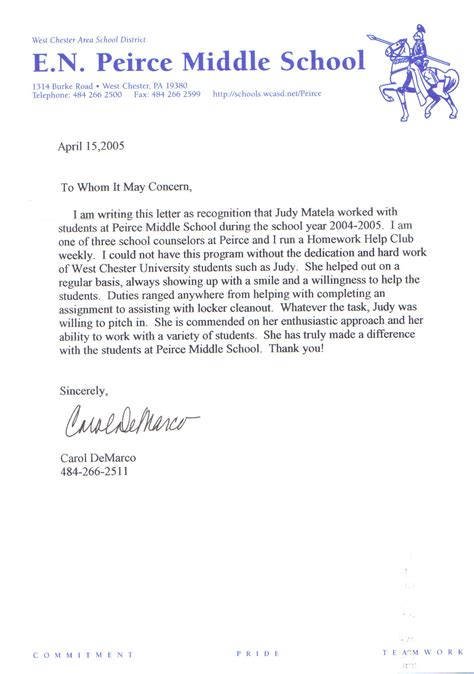 letter  recommendation template  coworker examples