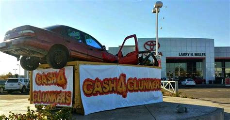 Larry Miller Toyota by Larry H Miller Toyota Peoria For Clunkers Larry H