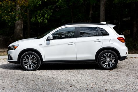 2018 Mitsubishi Outlander Sport Review by 2018 Mitsubishi Outlander Sport Review In The Shadows