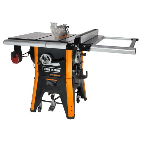 craftsman proseries  contractor table  shop