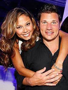 Vanessa Minnillo, Nick Lachey Engaged, Partying in ...