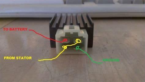 modern vespa affordable   fix charging system