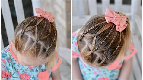toddler braid style braids elastic web youtube