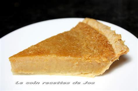 tarte pate a sucre le coin recettes de jos tarte au sucre