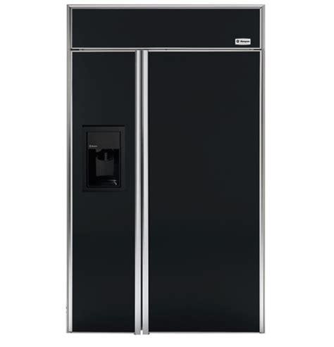zisbdr ge monogram  built  side  side refrigerator  dispenser  monogram