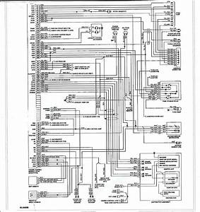 1993 System Wiring Diagrams Chevrolet Tahoe