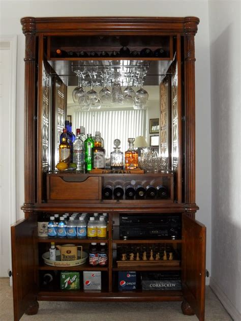 mission style liquor cabinet 17 best images about armoire to bar ideas on pinterest