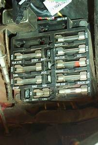 1978 Camaro Fuse Box Diagram