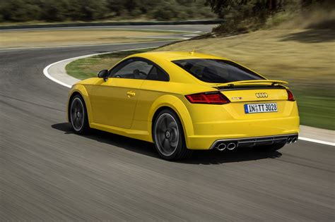 Audi Tts Coupe Photo by 2015 Audi Tt Tts Motrolix