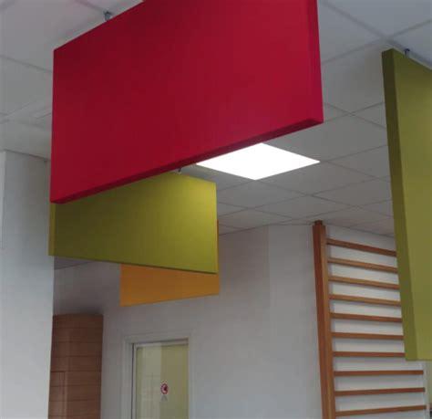 pannelli per soffitto pannelli acustici fonoassorbenti a soffitto e a parete