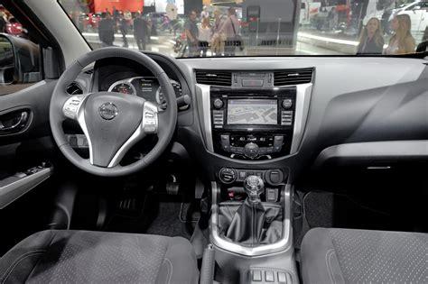 nissan navara interior can nissan s all new np300 navara be quot the qashqai quot of pickups