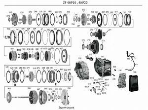 Transmission Repair Manuals Zf 4hp16