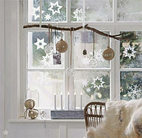 Fensterdeko Weihnachten Sprühschnee by Fensterbilder Zu Weihnachten Originelle Bastelideen Zum
