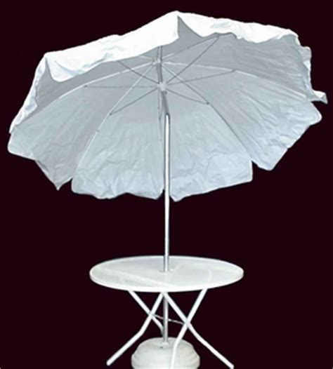 rent an umbrella table