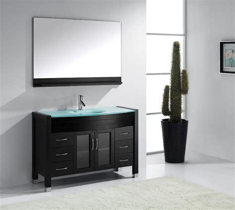 48 inch single sink bathroom vanity by virtu usa home decor interior design discount