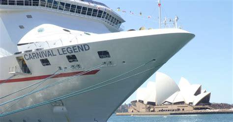 carnival legend year ovation seas australia