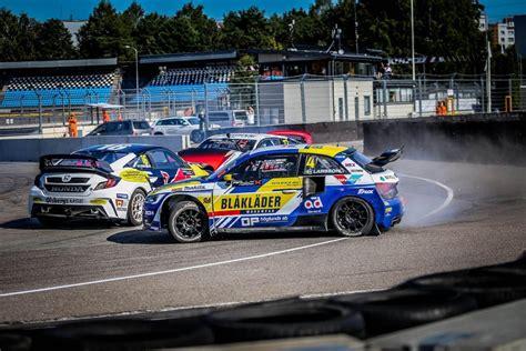 Pirmo reizi Latvijā aizvadīts RallyX Nordic posms